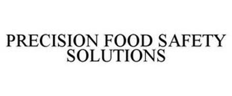 PRECISION FOOD SAFETY SOLUTIONS