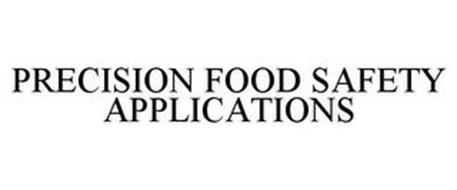PRECISION FOOD SAFETY APPLICATIONS
