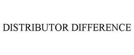 DISTRIBUTOR DIFFERENCE