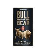 AMERICAN BULL AND BEAR SINCE 1792 SMALLBATCH KENTUCKY BOURBON WHISKEY 43% ALC./VOL. (86 PROOF)   750ML