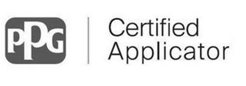PPG CERTIFIED APPLICATOR