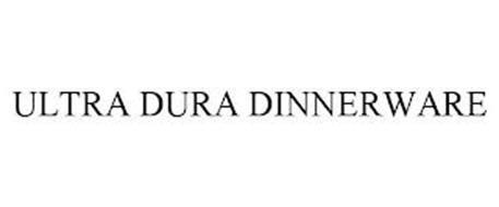 ULTRA-DURA DINNERWARE