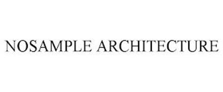 NOSAMPLE ARCHITECTURE