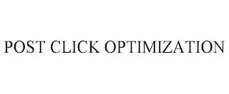 POST CLICK OPTIMIZATION