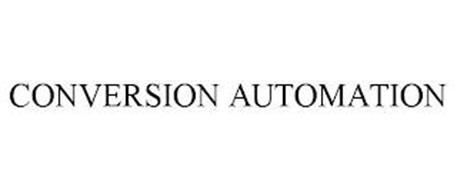 CONVERSION AUTOMATION