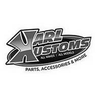 KARL KUSTOMS ALL MAKES ALL MODELS, PARTS, ACCESSORIES & MORE