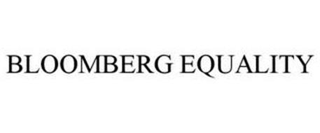 BLOOMBERG EQUALITY