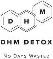DHM DHM DETOX NO DAYS WASTED