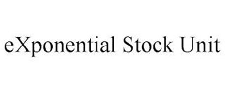 EXPONENTIAL STOCK UNIT
