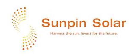 SUNPIN SOLAR HARNESS THE SUN. INVEST FOR THE FUTURE.
