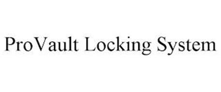 PROVAULT LOCKING SYSTEM