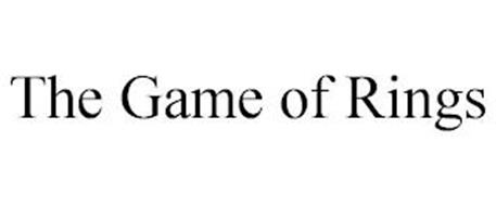 THE GAME OF RINGS