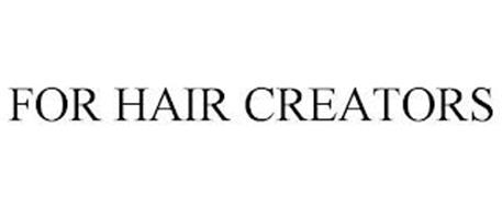 FOR HAIR CREATORS