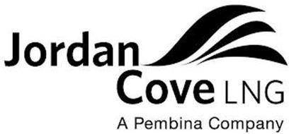 JORDAN COVE LNG A PEMBINA COMPANY
