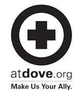ATDOVE.ORG MAKE US YOUR ALLY.