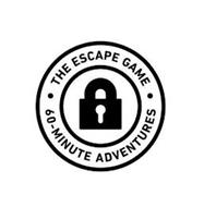 THE ESCAPE GAME 60-MINUTE ADVENTURES