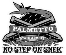 PALMETTO STATE ARMORY NO STEP ON SNEK