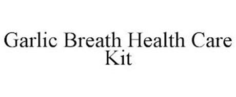 GARLIC BREATH HEALTH CARE KIT