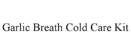 GARLIC BREATH COLD CARE KIT