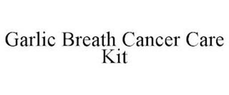 GARLIC BREATH CANCER CARE KIT