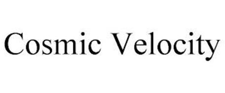 COSMIC VELOCITY