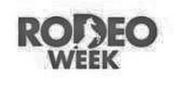 RODEO WEEK