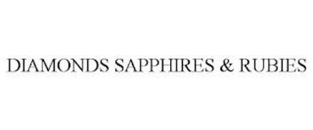 DIAMONDS SAPPHIRES & RUBIES