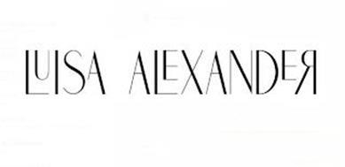 LUISA ALEXANDER