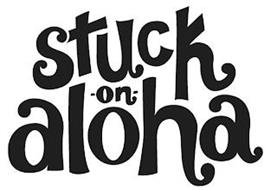 STUCK-ON-ALOHA