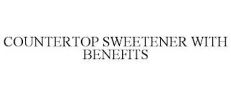 COUNTERTOP SWEETENER WITH BENEFITS