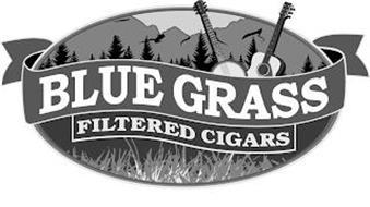 BLUE GRASS FILTERED CIGARS