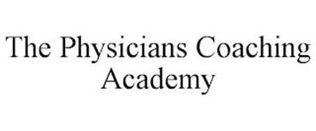 THE PHYSICIANS COACHING ACADEMY