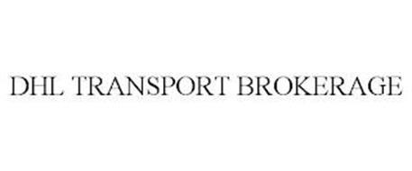 DHL TRANSPORT BROKERAGE
