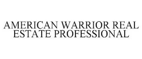 AMERICAN WARRIOR REAL ESTATE PROFESSIONAL