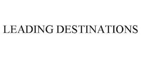LEADING DESTINATIONS