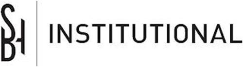 SBH | INSTITUTIONAL