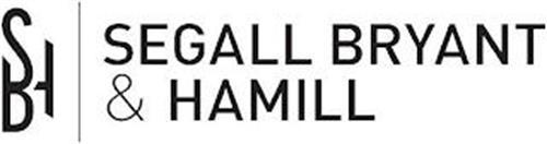 SBH | SEGALL BRYANT & HAMILL