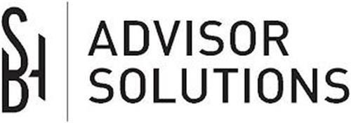 SBH | ADVISOR SOLUTIONS