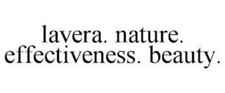 LAVERA. NATURE. EFFECTIVENESS. BEAUTY.