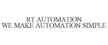 RT AUTOMATION WE MAKE AUTOMATION SIMPLE