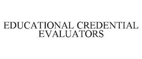 EDUCATIONAL CREDENTIAL EVALUATORS