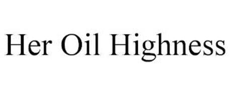 HER OIL HIGHNESS