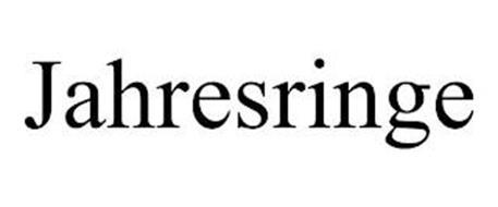 JAHRESRINGE