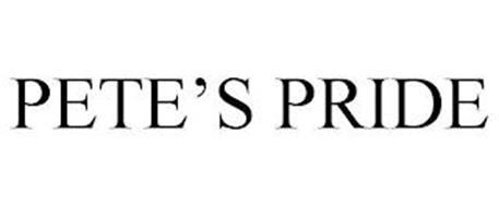 PETE'S PRIDE