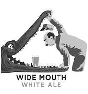 WIDE MOUTH WHITE ALE