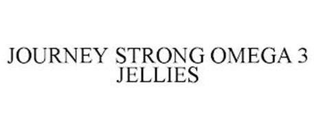 JOURNEY STRONG OMEGA 3 JELLIES