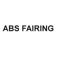 ABS FAIRING