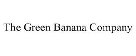 THE GREEN BANANA COMPANY