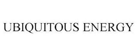 UBIQUITOUS ENERGY