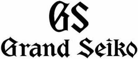 GS GRAND SEIKO